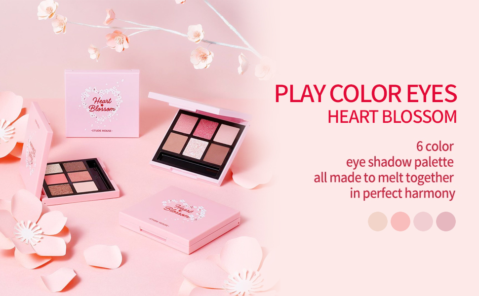 Play Color Eyes [Heart Blossom]