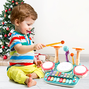 Creat Imagination and Be a Little Musician