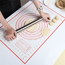 Silicone Mat Features