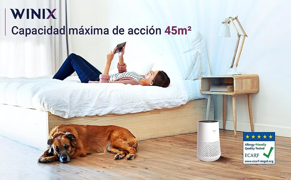 purificador casa purificador de aire dormitorio purificador alergia polen filtro hepa h13
