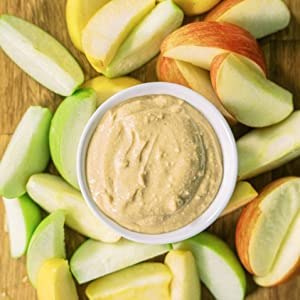 PBfit dip and apples