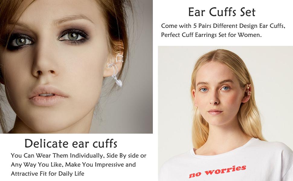 Non-Piercing-Earring-Design