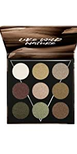 essence cosmetics makeup eyeshadow palette neutral eye shadows green brown gift teens cruelty free