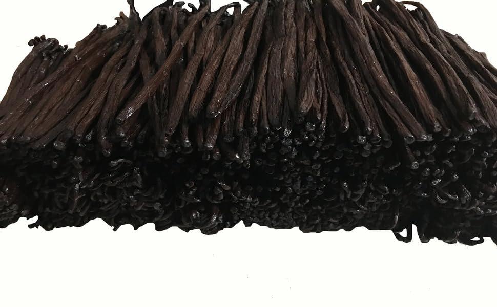 Madagascar Vanilla Pods Beans in Bulk