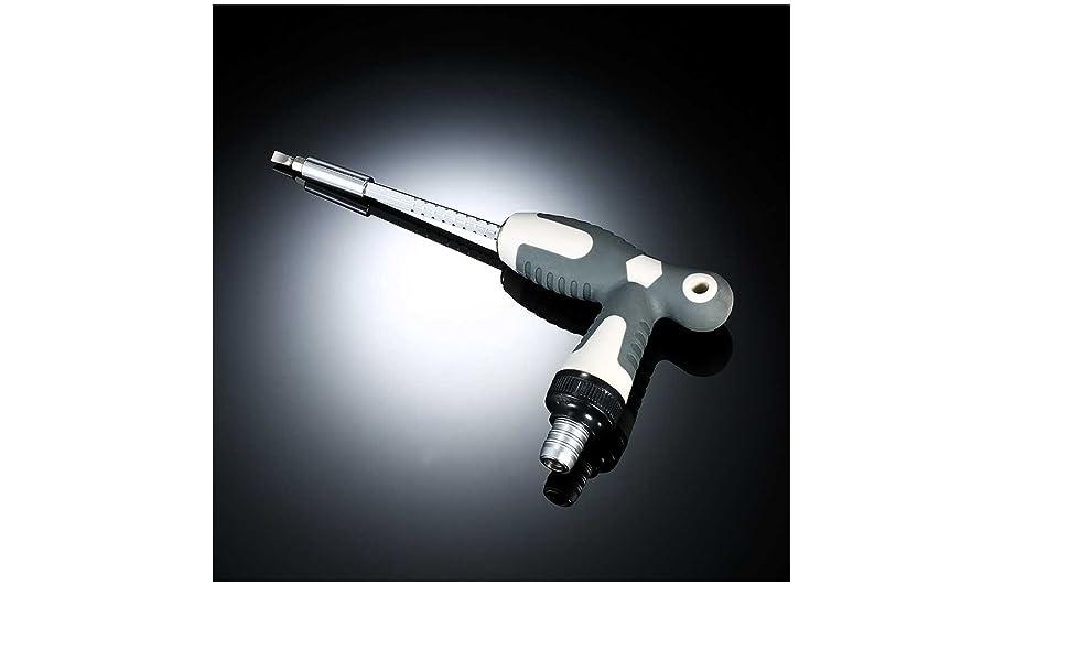 Magnatic screw driver for ac repairing