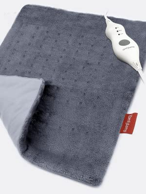 Heating Pad Electric Heat Pad for Cramps, Auto Shut Off, Moist Heat for Pain Relief, Neck, Shoulders