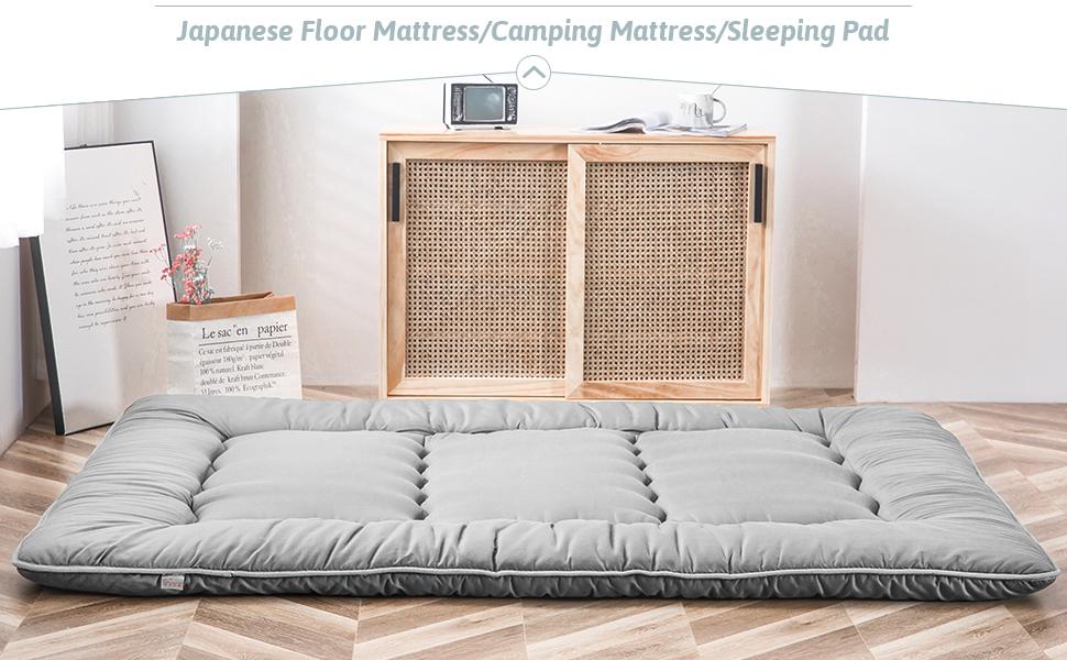 Japanese Floor Mattress Futon Mattress