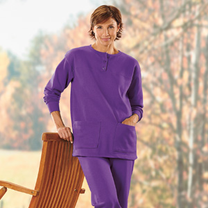 womens ladies mom grandmother grandma gift sweatsuit pants cotton knit set lounge