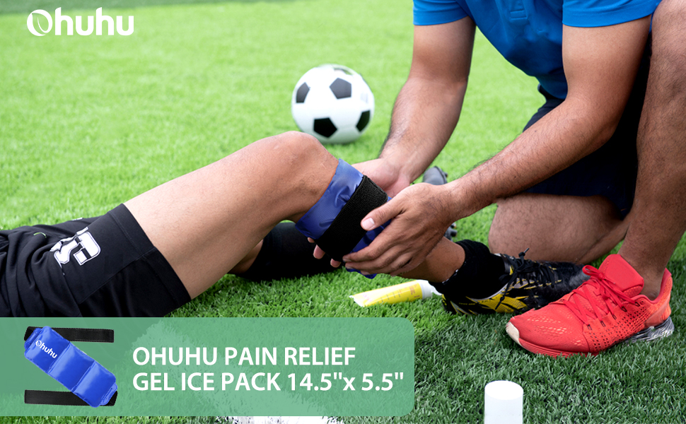 Ice pack for injuries