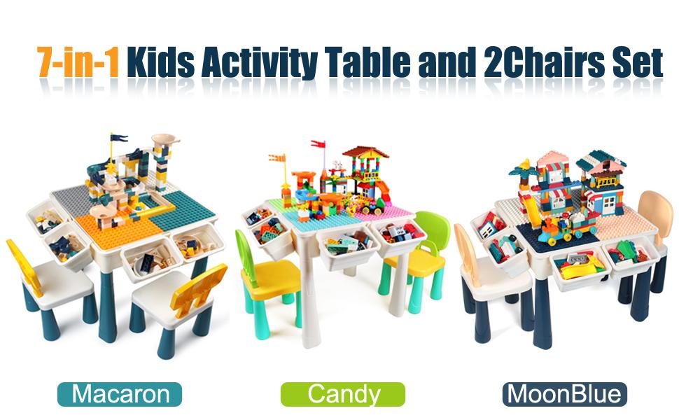 3 activity table set