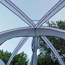 KTT Large Family Cabin Tent