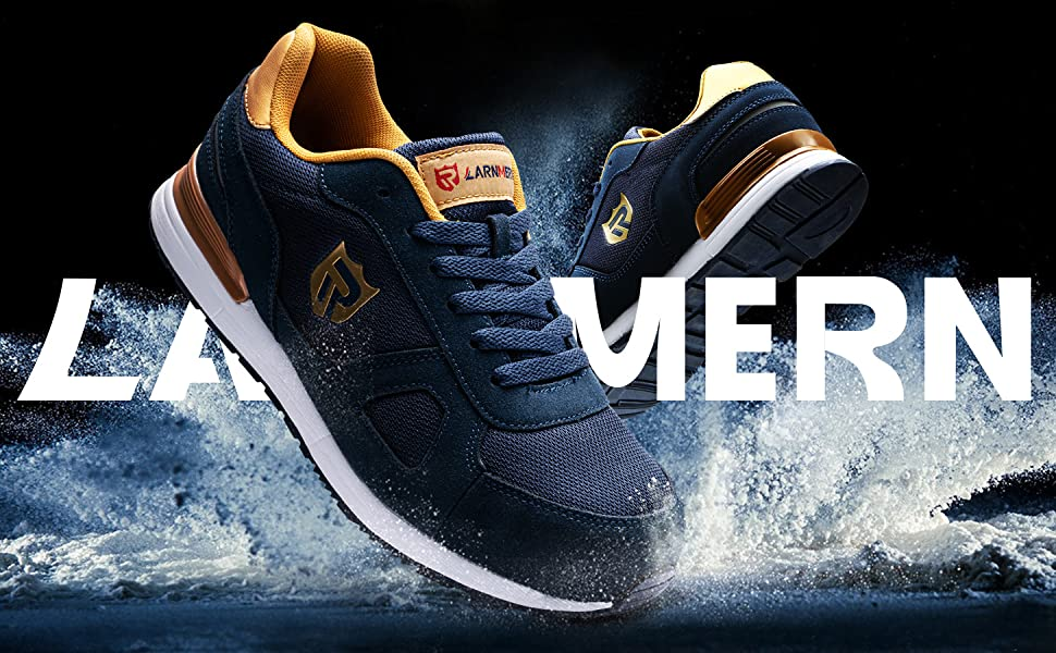 LARNMERN Safety Shoes