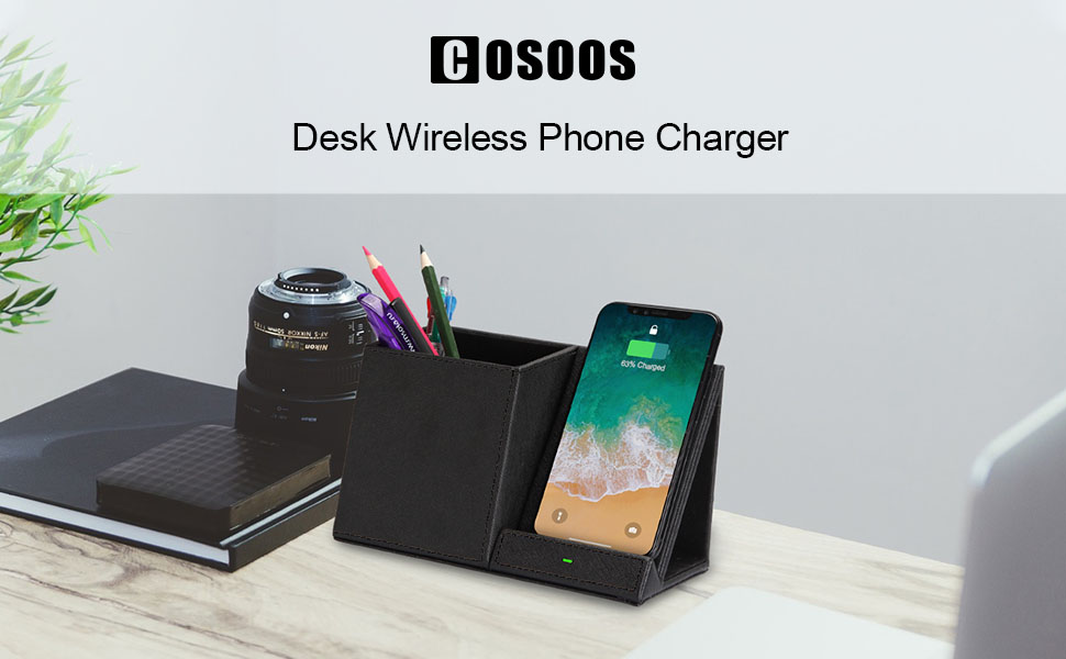 desk phone charger for iphone 11 pro xs max xr x 8 plus