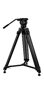 VT-2500 Video Tripod Kit