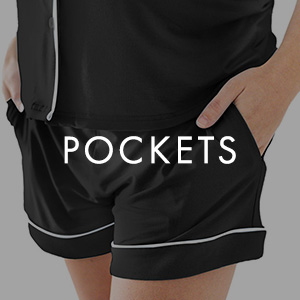 Pockets for your essentials