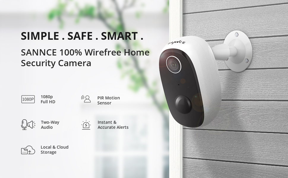100% wifi diy easy to install wireless surveillance camera cables battery solar panel power supply