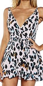 leopard dot print