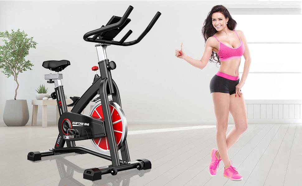 spin bikes