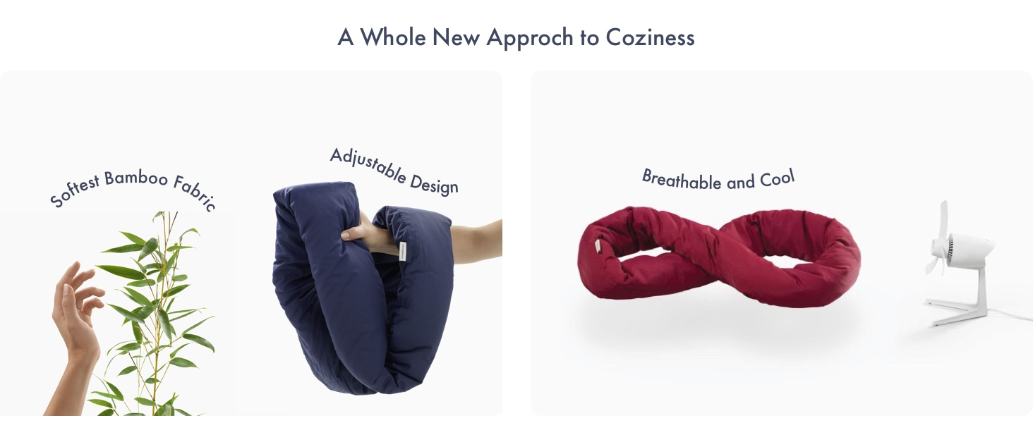 infinity pillow travel neck pain support airplane office nap flight camping car bus ergonomic rest