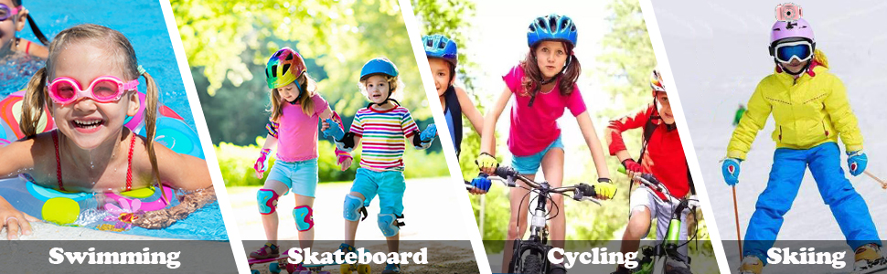Kids Camera Waterproof Boys Girls Toys 3-12 Year Old Christmas Birthday Gifts