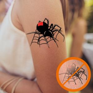 temporary tattoos fake tattoos tattoo Halloween temporary tattoos for women spider temporary tattoos