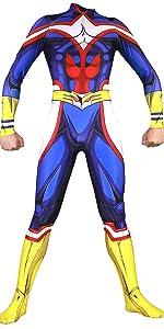 all might cosplay costume my hero academia boku no hero deku froppy unisex nejire uraraka