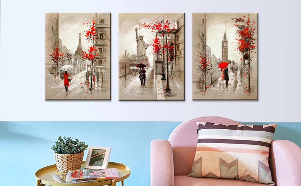 D Big Ben At Dawn Art Print Home Decor Wall Art Poster