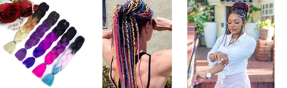 braiding hair,jumbo braid,jumbo braiding hair,crochet hair,twist braiding hair, ez braid,blonde hair