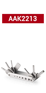 SMALLRIG Tool Set Screwdriver Kit Rig 2213