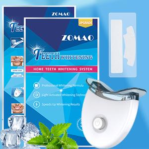whitening strips for teeth