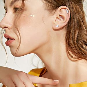 toddler earrings