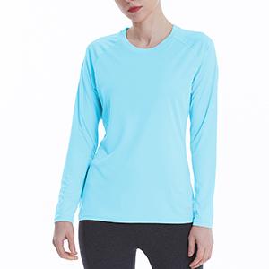 women long sleeve t-shirts