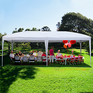 instant party tent