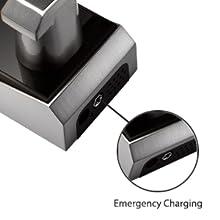 Mechanical Key & Micro-USB