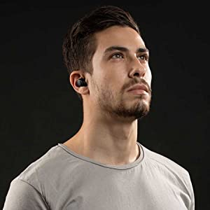 earbuds with microphone bluetooth noise cancelling