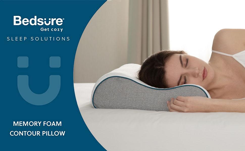 Bedsure memory foam pillow