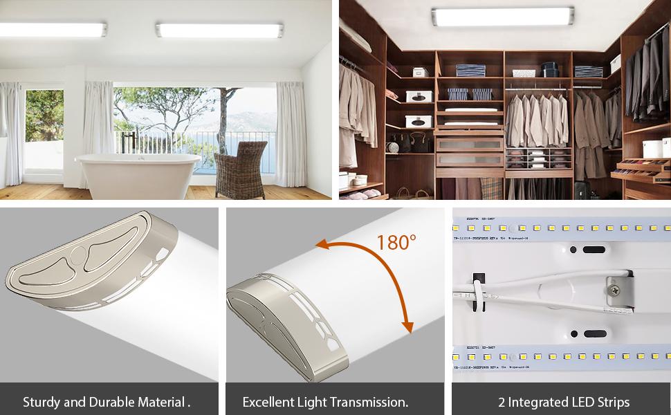 4ft led ceiling light