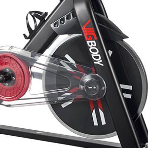 Workout Bike Spinning bike Spin bike exercise bike stationary bike cycling bike for home