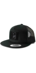 Pull Patch Snapback trucker cap for removable patches