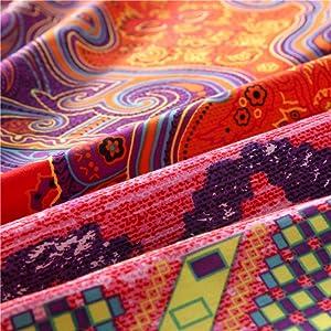 Boho Style Duvet Cover
