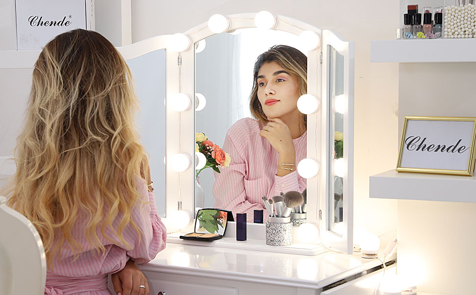 makeup lights