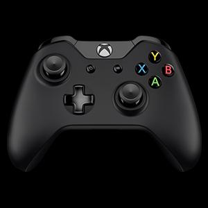 Xbox One controller Joysticks