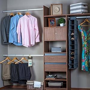 closet, carbon, moho, limpio, biopure