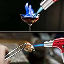 blow torch lighter blow torch mini blow torch nozel blow torch for resin art gas torch for food