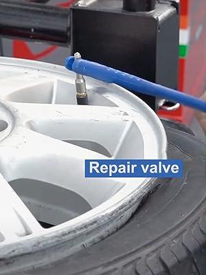 Push valve