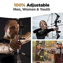 bow for men women kids youth