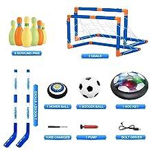hover soccer ball for kids