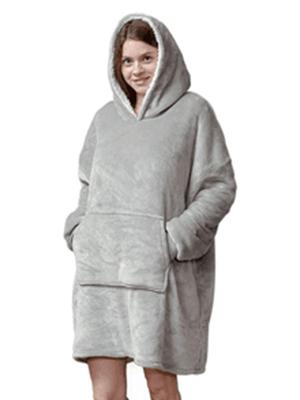 Hoodie Sweatshirt Blankets