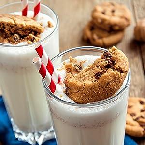 Batido de proteína vegana - Proteína vegetal 3K en polvo - de 3 componentes vegetales (guisante, girasol & arroz) - 1 Kg sabor cookies & cream - Para ...
