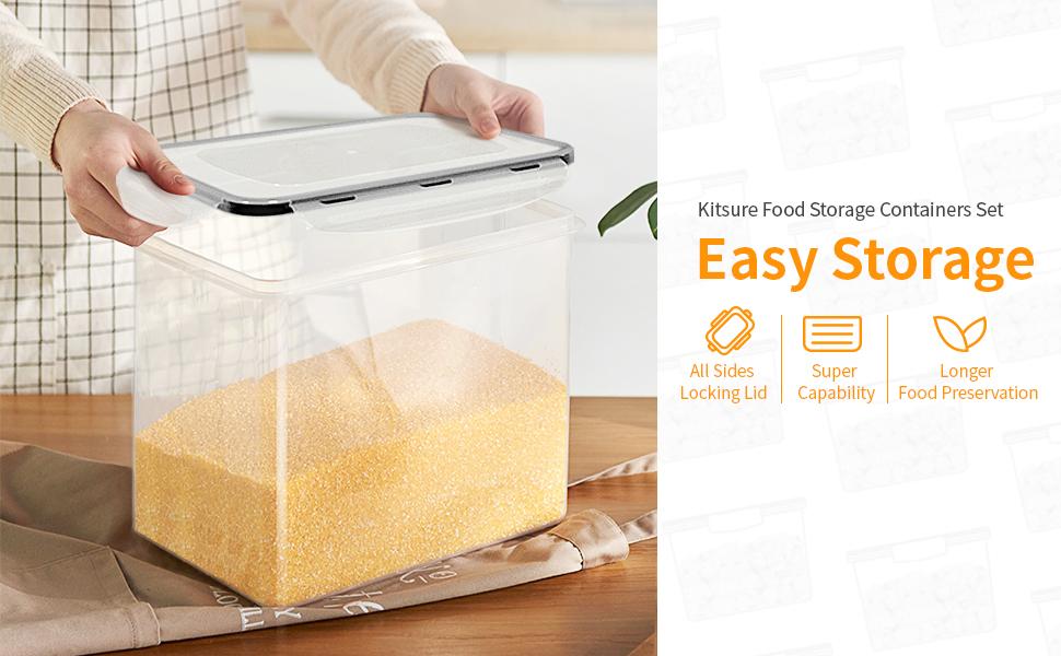 Kitsure Easy Storage